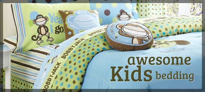 awesome kids bedding