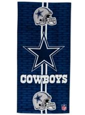 Dallas Cowboys Fiber Reactive Beach Towel | By DomesticBin