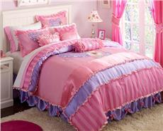 Fancy Nancy RSVP Bedding Ensemble For Girls Sheet Set | By DomesticBin