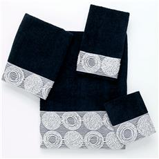 Galaxy Embellished 4 Piece Towel Set by Avanti | By DomesticBin