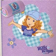 "HOLLY HOBBY ""PRETTY PATCHES"" Bedding for Girls"