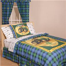 JOHN DEERE TRACTOR 8420 Bedding for Boys Sheet Set