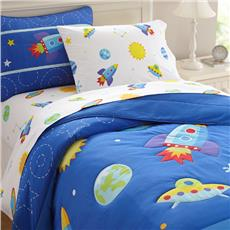 OUT OF THIS WORLD Kids Bedding by Olive Kids | By DomesticBin