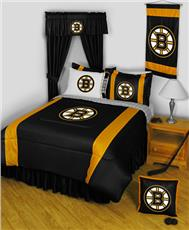 BOSTON BRUINS Sidelines  Bedding | By DomesticBin