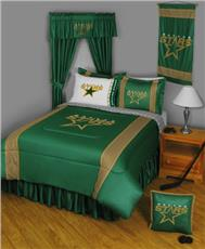 Sidelines DALLAS STARS Bedding | By DomesticBin