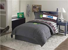 SEATTLE SONICS Denim Comforter & Sheet Set Combo | By DomesticBin