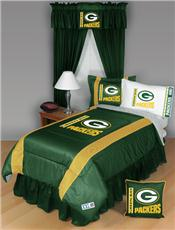 GREENBAY PACKERS Sidelines  Bedding and Accessories | By DomesticBin
