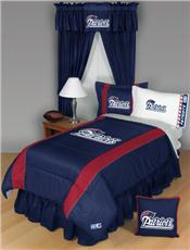 NEW ENGLAND PATRIOTS Sidelines Bedding  | By DomesticBin