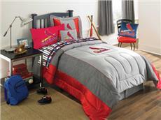 ST. LOUIS CARDINALS MLB Authentic Bedding