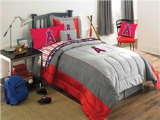 ANAHEIM ANGELS Authentic Bedding | By DomesticBin