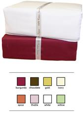 Regal Sateen 300 TC Cotton Sheet Sets | By DomesticBin
