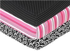 Madison Crib Sheets | By DomesticBin