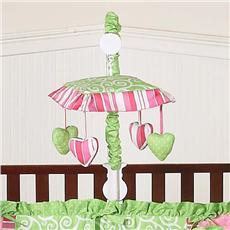 Olivia Musical Crib Mobile | By DomesticBin