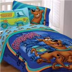 Scooby Mystery Bedding for Kids | By DomesticBin
