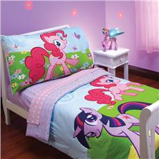 My Little Pony- Pony Friends Toddler Set | By DomesticBin