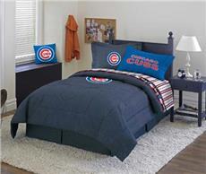 CHICAGO CUBS Denim Bedding