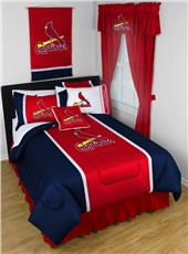 St. Louis Cardinals Sidelines Bedding | By DomesticBin