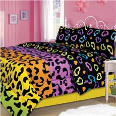 Animal Print Bedding At Domestic Bin