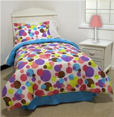 DOTS & STRIPES Bed In A Bag Sets for Girls