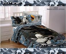 GI JOE Ninja Bedding for Boys