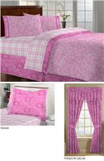 John Deere Pink Camo Bedding for Girls