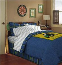 John Deere Blue Denim Bedding