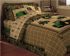 John Deere Traditional Bedding for Kids
