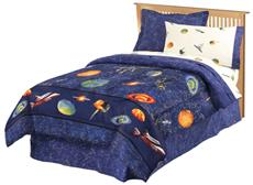 Outer Space Bed In A Bag Sets