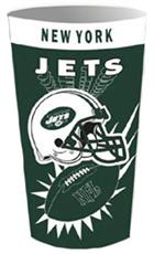 New York Jets Wastebasket | By DomesticBin