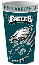Philadelphia Eagles Wastebasket | By DomesticBin