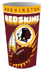 Washington Redskins Wastebasket-Backordered | By DomesticBin
