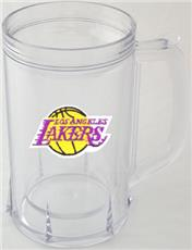 Los Angeles Lakers Stein | By DomesticBin