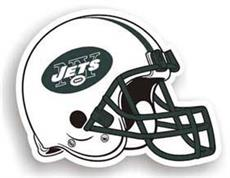 """New York Jets 12"""" Magnet 