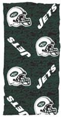 NY JETS Sleeping Bag/Slumber Bag | By DomesticBin