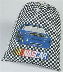 NASCAR Laundry Bag | By DomesticBin