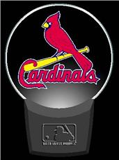 St. Louis Cardinals Night Light | By DomesticBin