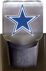 Dallas Cowboys Night Light | By DomesticBin