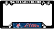 Chicago Cubs License Plate Frame | By DomesticBin