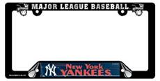 New York Yankees License Plate Frame | By DomesticBin