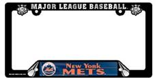 New York Mets License Plate Frame | By DomesticBin