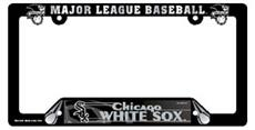 Chicago White Sox License Plate Frame | By DomesticBin