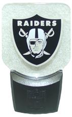 Oakland Raiders Night Light | By DomesticBin