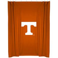 Tennessee Vols Shower Curtain | By DomesticBin
