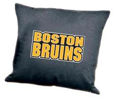 "BOSTON BRUINS Denim 18"" Square Pillow 