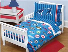 MLB Playoffs Toddler Bedding Set | By DomesticBin