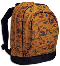 DINOSAUR Backpack | By DomesticBin