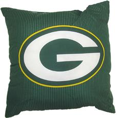 "NFL LOGO Packers 20"" Pillow 