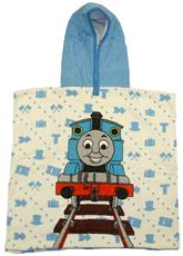 THOMAS & FRIENDS Hooded Towel | By DomesticBin
