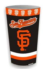 San Francisco Giants Wastebasket | By DomesticBin