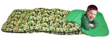 CAMO Slumber Bag | By DomesticBin
